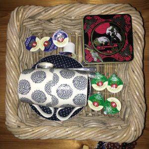 Tea and Coffee Basket